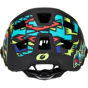 O'Neal Defender 2.0 Casco, negro/Multicolor